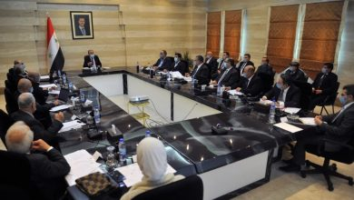 صورة قطاع التصدير ومعوقاته في سورية على طاولة مجلس الوزراء خلال اجتماع موسع