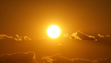 """صورة تهديدا شمسيا قد يحول الأرض إلى """"صخرة هامدة""""!"""