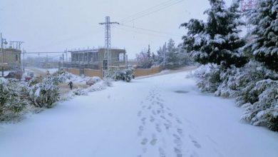 صورة تعليق الدوام في مدارس القطاع الشمالي بالقنيطرة غداً بسبب الأحوال الجوية