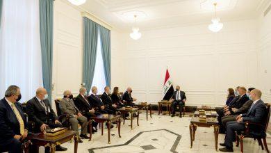 صورة الكاظمي يؤكد تصميم العراق والأردن على تطبيق الاتفاقيات الثنائية