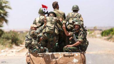 """صورة الجيش السوري يقضي على مجموعة تابعة لتنظيم """"داعش"""" الإرهابي في بادية حمص"""