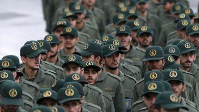 """صورة الحرس الثوري الإيراني: """"إسرائيل"""" ارتكبت تصرفات مهينة وستلقى الرد على """"ممارساتها الشيطانية"""""""