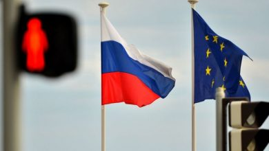 صورة لافروف: روسيا مستعدة لقطع العلاقات مع الاتحاد الأوروبي