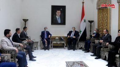 صورة صباغ: العلاقات السورية الروسية متجذرة ومتينة ومتميزة على الدوام
