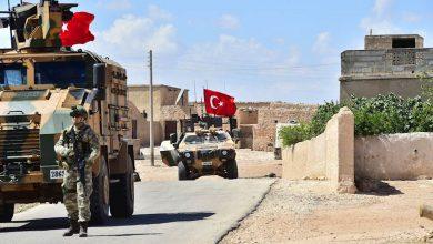 صورة مصرع ضابط في جيش الاحتلال التركي بانفجار عبوة بريف حلب الشرقي