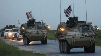 صورة الاحتلال الأمريكي يزعم عدم زيادة قواته وقواعده اللاشرعية في سورية