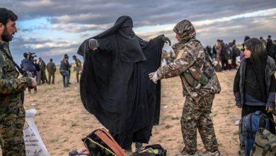 """صورة مقتل عنصر في صفوف """"قسد"""" بمخيم الهول"""