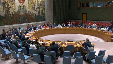 صورة سبوتنيك: مشاورات مغلقة في مجلس الأمن حول سورية