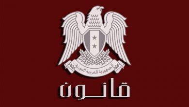 """صورة الرئيس الأسد يصدر القانون رقم /8/ الذي يسمح بتأسيس """"مصارف التمويل الأصغر"""""""