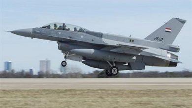 """صورة ضربات جوية عراقية تستهدف تنظيم """"داعش"""" شمالي البلاد"""