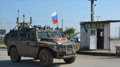 صورة روسيا تكشف علاقة وجودها في سورية باغتيال سفيرها في تركيا
