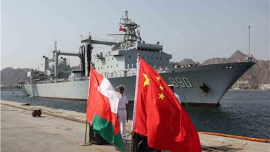 صورة الصين وعمان: ضرورة حل النزاعات بالطرق السلمية وعبر الحوار بين مختلف الأطراف
