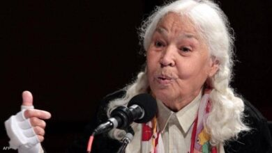 صورة وفاة الكاتبة المصرية نوال السعداوي