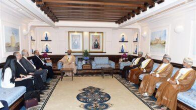 صورة الوزير المقداد يختتم زيارته إلى سلطنة عمان