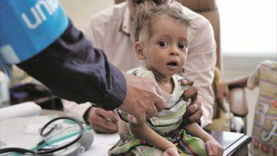 صورة قد تحدث خلال أسابيع.. الأمم المتحدة تحذر من مجاعة في اليمن