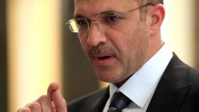صورة وزير الصحة اللبناني: سورية أعطتنا الأوكسجين بالرغم من الأوضاع الصعبة لديها هبة دون أي قيود أو شروط