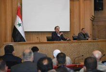 صورة محافظ حلب يوجه بمعالجة فورية لمطالب الفعاليات الاجتماعية في مناطق سمعان والاتارب واعزاز وعفرين
