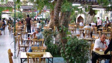 """صورة المؤسسة العامة للخط الحديدي الحجازي: """"مقهى الحجاز"""" له طابع شعبي وليس له أي تبعية تاريخية"""