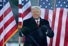 """صورة ترامب مرشح لجائز """"نوبل"""" للسلام.. والسبب!"""