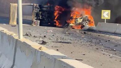 صورة بعد حوادث القطار والمبنى المنهار.. حادثة مأساوية أخرى في مصر