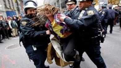 صورة الصين بصدد إصدار تقرير عن انتهاكات حقوق الإنسان في الولايات المتحدة