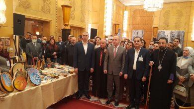 """صورة """"رائدات أعمال"""" حلب يحيين تراث الأجداد في """"الياسمين والسنديان"""""""