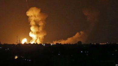 صورة بعد صواريخ الأحد.. صاروخ بالستي يمني جديد يستهدف العمق السعودي