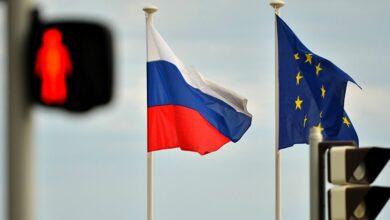 صورة موسكو: العلاقات مع الاتحاد الأوروبي تقترب من الانهيار