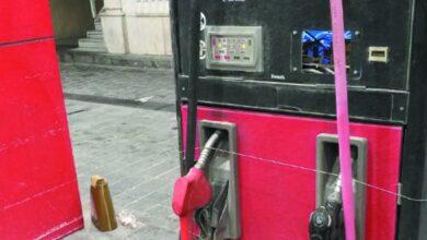 صورة رقابة ريف دمشق تغلق ثلاث محطات وقود مخالفة وتضبط محطة أخرى