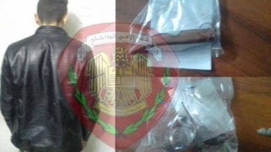 صورة القبض على شاب أقدم على قتل زوجة والده بعد محاولته الاعتداء عليها