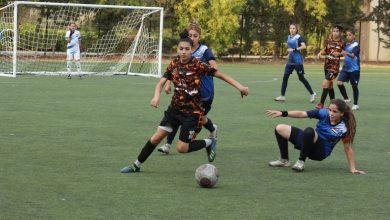 صورة سيدات محافظة حمص تحلق بصدارة دوري كرة السيدات
