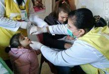 صورة أكثر من 172 ألف طفل مستهدف بحملة التلقيح ضد شلل الأطفال بحمص