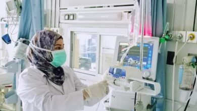 صورة محافظ القنيطرة يتفقد جاهزية قسم العزل بمشفى أباظة ويطالب بتطبيق الإجراءات الاحترازية
