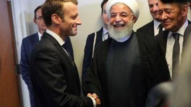 صورة إيران تؤكد لفرنسا: لا إعادة للتفاوض حول الاتفاق النووي