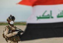 صورة إحباط عملية إرهابية غرب العراق