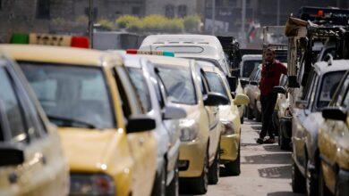 صورة أربع طلبات بنزين يومياً للقنيطرة وتجمعاتها بريف دمشق