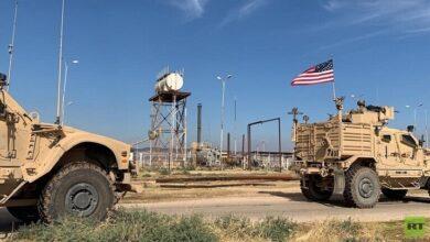 صورة الاحتلال الأمريكي ينقل بعض آلياته من مناطق الجزيرة السورية