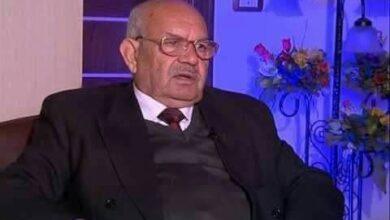 صورة وفاة الشاعر مروان الخاطر