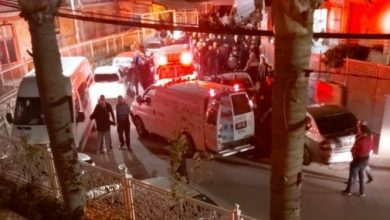 صورة عشرات القتلى والجرحى بين المستوطنين الإسرائيليين