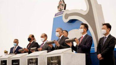 """صورة العراق يدشن رسمياً مشروع ميناء """"الفاو الكبير"""""""