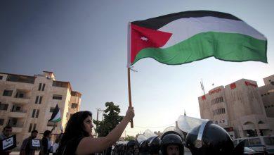 """صورة كتلة نيابية أردنية تطالب بطرد السفير """"الإسرائيلي"""" من عمان وألغاء """"وادي عربة"""""""