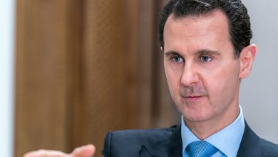 صورة الرئيس الأسد يتلقى برقيات تهنئة بعيد الجلاء من رئيس الإمارات وحاكم دبي وولي عهد أبو ظبي