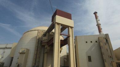 """صورة إيران تعلن البدء بضخ غاز اليورانيوم """"يو اف 6"""" في أجهزة الطرد المركزي"""