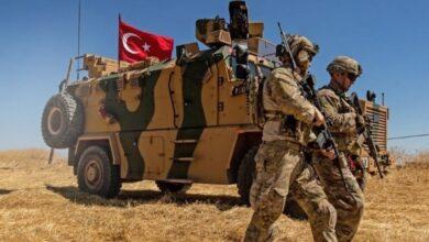 صورة أربعة جنود قتلى من الاحتلال التركي وسبعة مصابين بريف الحسكة
