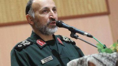 """صورة وفاة نائب قائد """"فيلق القدس"""" في الحرس الثوري الإيراني"""