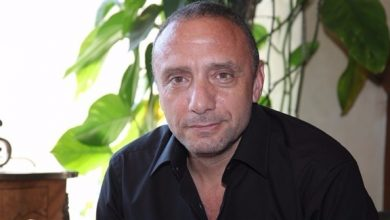 صورة باسل الخطيب عميد للمعهد العالي للفنون السينمائية