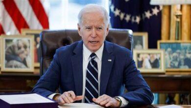 صورة الرئيس الأمريكي: سنسحب كامل قواتنا من أفغانستان مع حلول ذكرى 11 سبتمبر