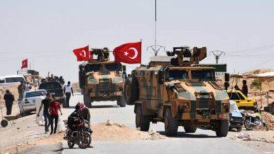صورة انفجارات تستهدف جنوداً من الاحتلال التركي بريف الحسكة ومعلومات عن مقتل عدد منهم