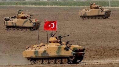 صورة النظام التركي يعد العدة للتدخل عسكريا في العراق