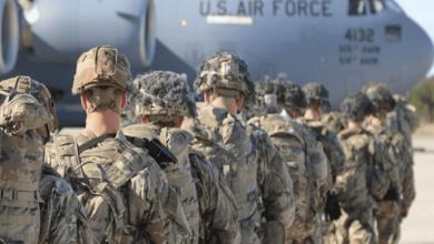 صورة اتفاق عراقي أمريكي على رحيل القواعد العسكرية الأمريكية في العراق